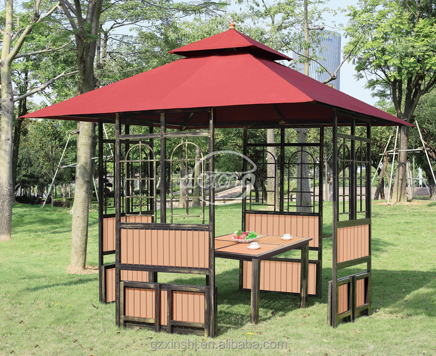 High Quality Garden Aluminum Gazebo Outdoor Gazebo