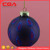 Wholesale glass ball decorations outdoor Christmas gifts