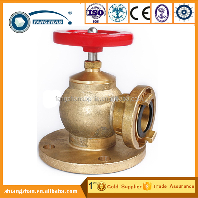 Fangzhan high quality landing type fire hydrant at Direct Factory Price