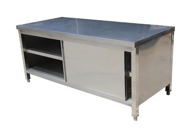 Fast Food Restaurant Equipment Stainless Steel Kitchen