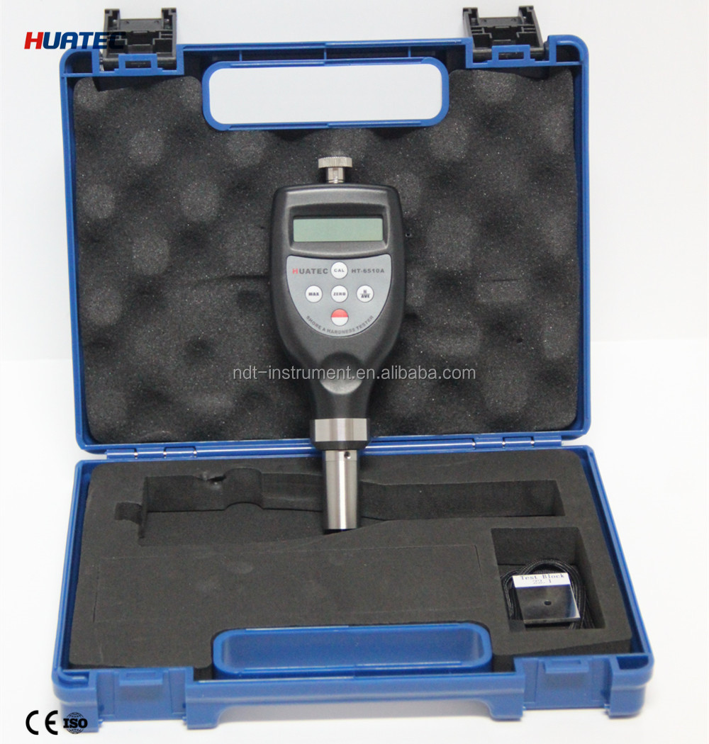 HT-6510OO Digital Shore OO Durometer Hardness Tester