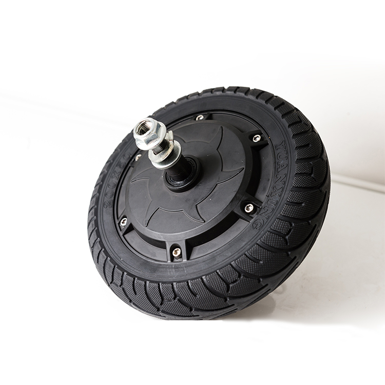 48V 500W brushless electric scooter wheel hub motor