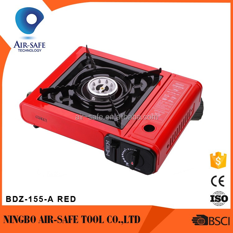 High Quality BDZ 155 A Good Quality Single Burner Portable Gas Stove Outdoor Camping  Stove