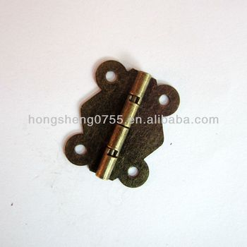 Butterfly Shape Dtc Cabinet Hinges(Factory), Bronze Cabinet Hinges