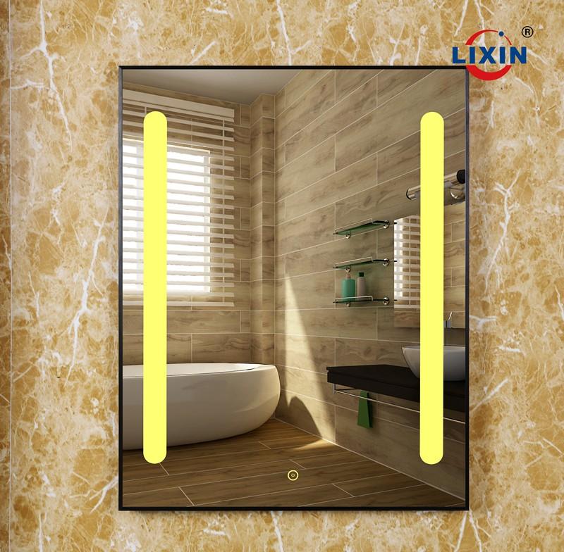 Oem 5mm Silver Mirror,Framelss Backlit Led Mp3 Bathroom Mirror ...