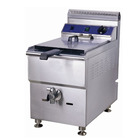 Luxury Counter top Gas Fryer Manufacturers in China, Potato Fryer gas