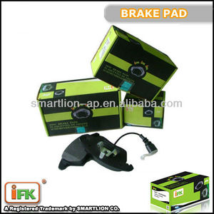 Brake pads for for Mercedes BMW Audi