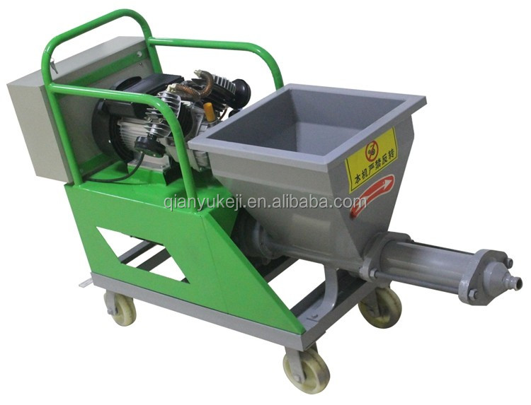 Mortar Spray Machines Mail: 2017 New Products Cement Mortar Sprayer,Concrete Spraying