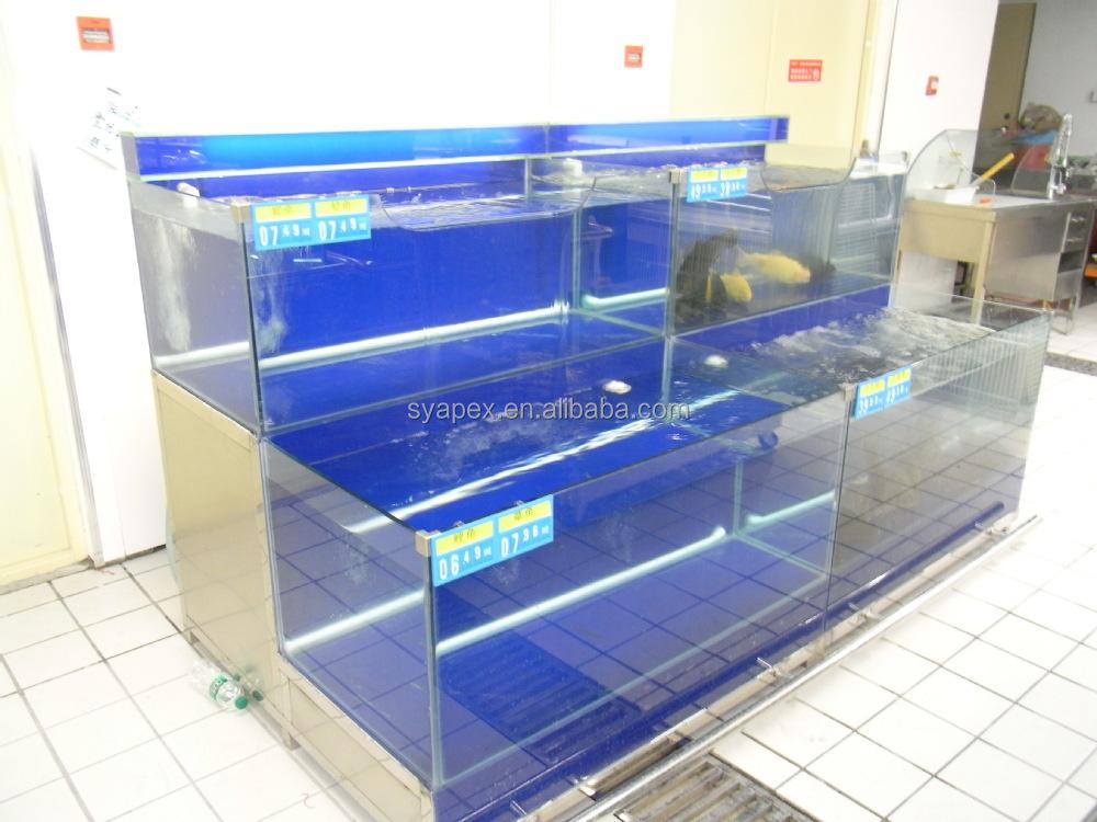 ... Aquarium Fish Tank Imported - Buy Commercial Aquarium Tanks,Lobster
