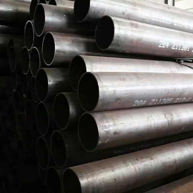 Galvanized steel tubular pole 40cr gi steel specification