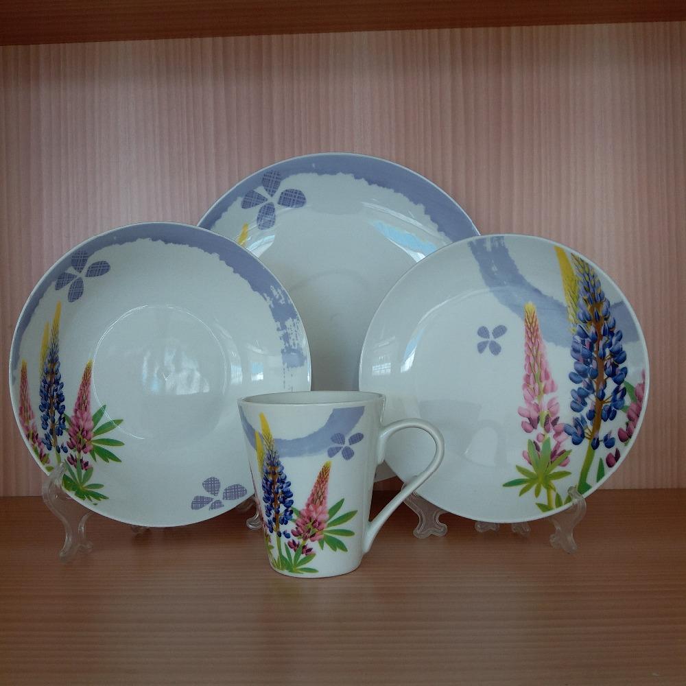 Modern Living Porcelain Dinnerware Set Modern Living Porcelain Dinnerware Set Suppliers and Manufacturers at Alibaba.com & Modern Living Porcelain Dinnerware Set Modern Living Porcelain ...