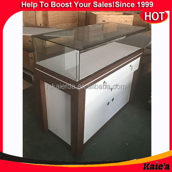 Stainless Steel Jewelry Display Box DesignJewelry Box Display Store