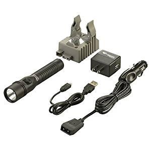 Streamlight Strion DS-IEC Type A (120V/100V) AC/12V DC Holders Flash Light