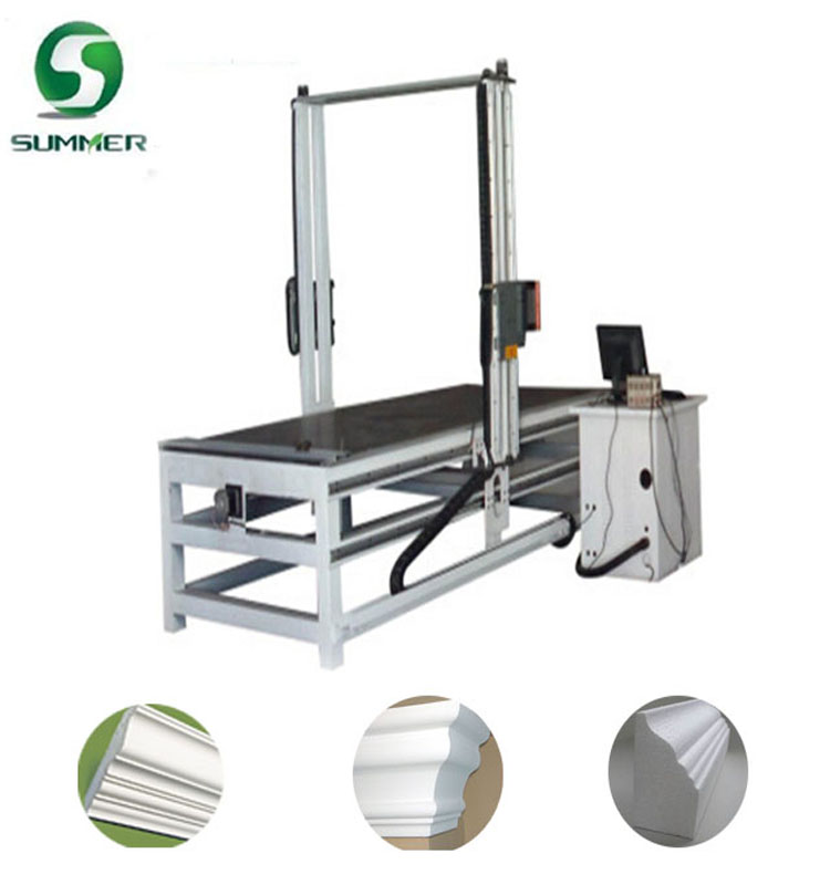 Factory Hot Sell with cheap price ! CNC Hot Wire Foam Cutter styrofoam cutting machine for foam cnc 2d/3d foam cutter