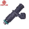 DEFUS Factory directly fast delivery gasoline fuel injection system F258T23137 fuel injector nozzle