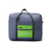 Custom Foldable Waterproof Polyester Travel Duffle Bag Wholesale Unisex  Flight Folding Luggage Clothes Bag with handles
