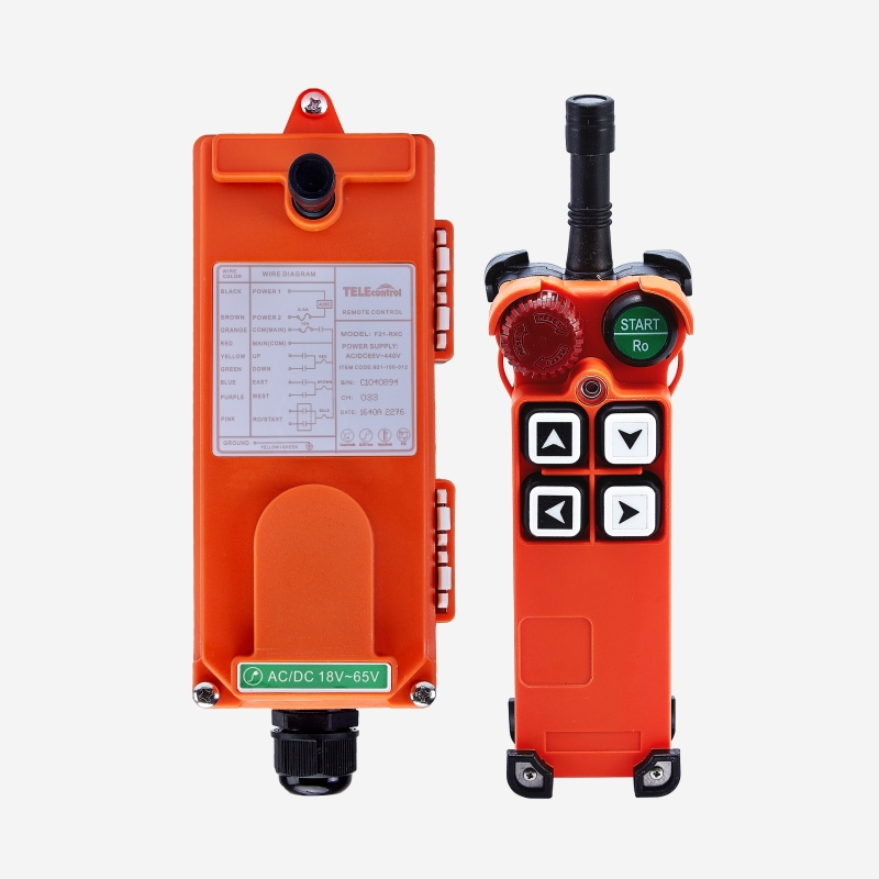 Ningbo Uting winch wireless remote control circuit 12v 24v F21-4S 220 volts  remote control on off switch, View 220 volts remote control on off switch,