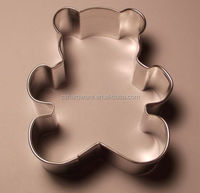 Kitchen Craft Teddy bear Biscuit Pastry Cookie Cutter