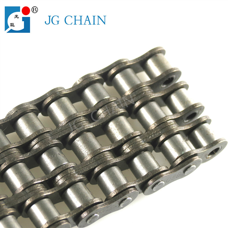 ANSI standard double strands transmission roller chain alloy steel 06c-2 chain