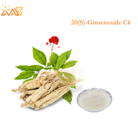 Factory Supply Ginsenoside Compound K CAS: 39262-14-1