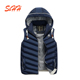 Casual Jacket Men Autumn&Winter Men's Cotton Blend and Coats Casual Thick Outwear,half jackets for men