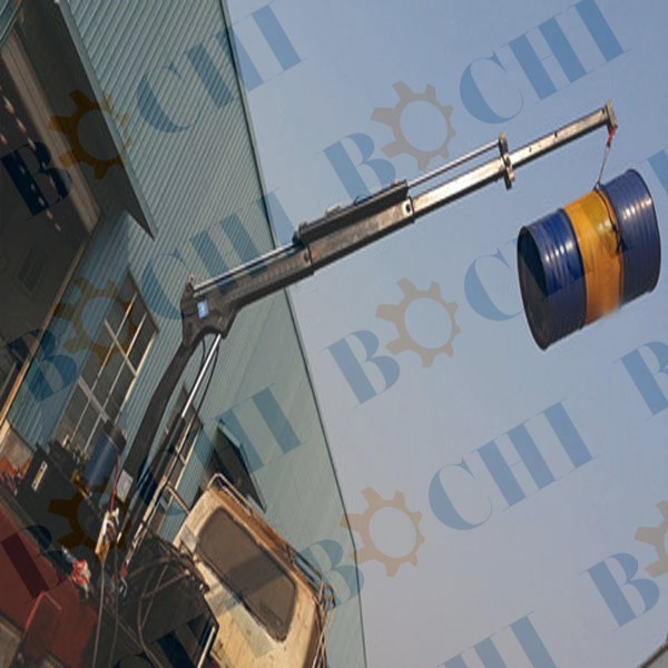 Lifting 1300kg Hydraulic Pick-up Truck Crane for Sales
