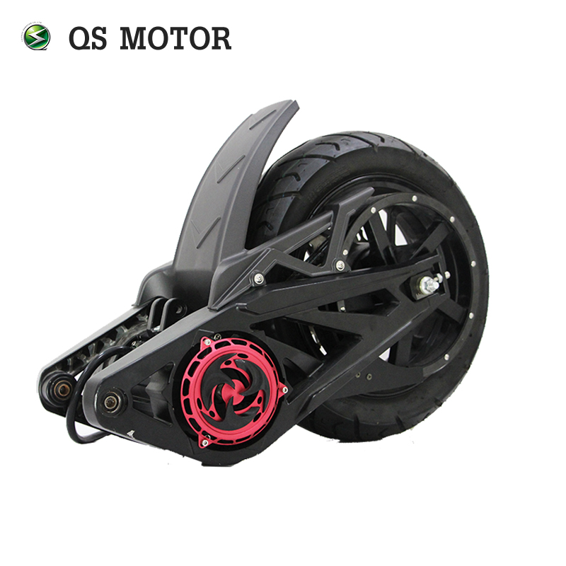 Best-selling QS Motor 2000W 120 70H electric bike mid drive motor assembly kits