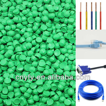 70a Pvc Compound For Wire And Cable,Soft Pvc Granules