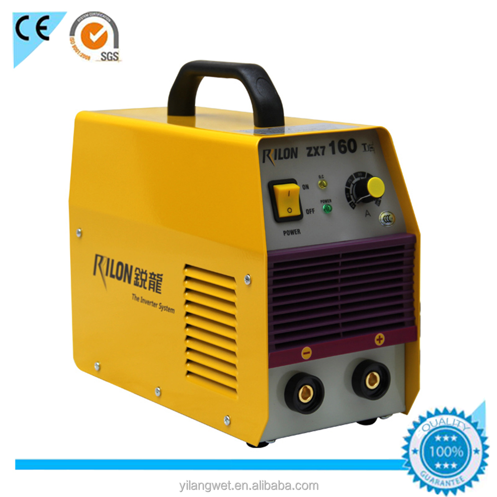 Rilon single phase arc welding machine mma-160 dc inverter for sale