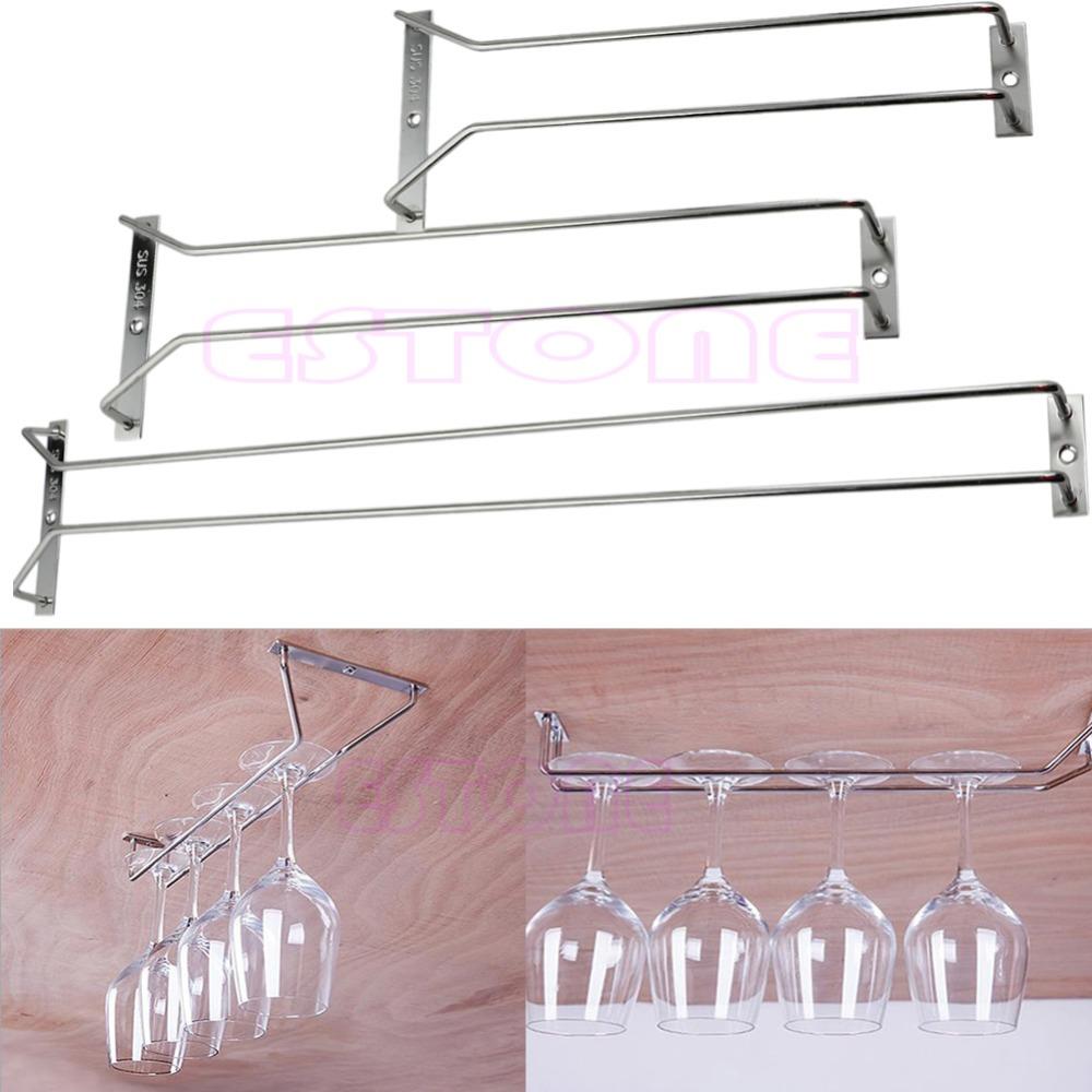 achetez en gros suspendus rack de verres vin en ligne des grossistes suspendus rack de. Black Bedroom Furniture Sets. Home Design Ideas