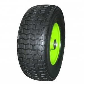 PU foam wheel and tire 16x6.50-8