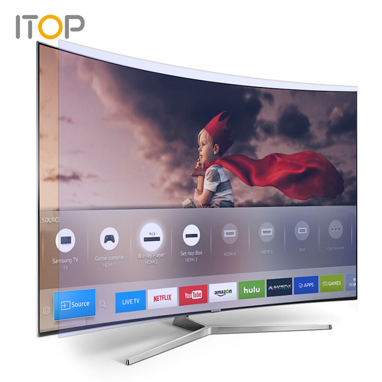 ITOP Anti-blau licht LCD TV screen protector anti-glare augenschutz big screen schutz film