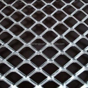 construction material expanded metal wire mesh