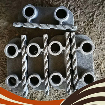 casting iron Chain Conveyor Grate for boilers