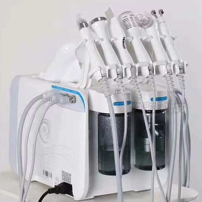 Facial Moisturizing Spray อุปกรณ์ oxygen facial ข้อเสนอ Hydrodermabrasion Facial Machine