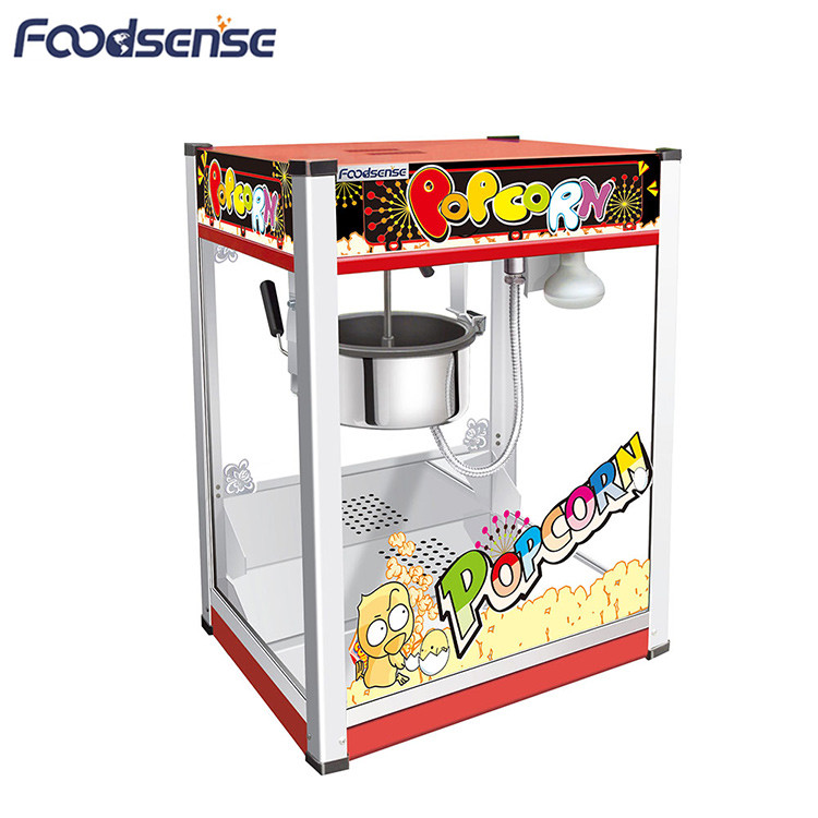Widely Used Commercial Popcorn Machines, Table Top Popcorn Maker