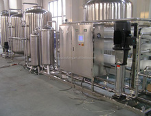 Automatic Bottled Drinking Water Treatment Plant