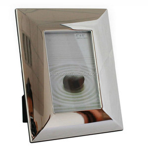 custom large picture frame alloy OEM factory luxury photo holder friendship gift