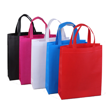 Qetesh One Or Two Color Customized Polypropylene Pp Non Woven Bag