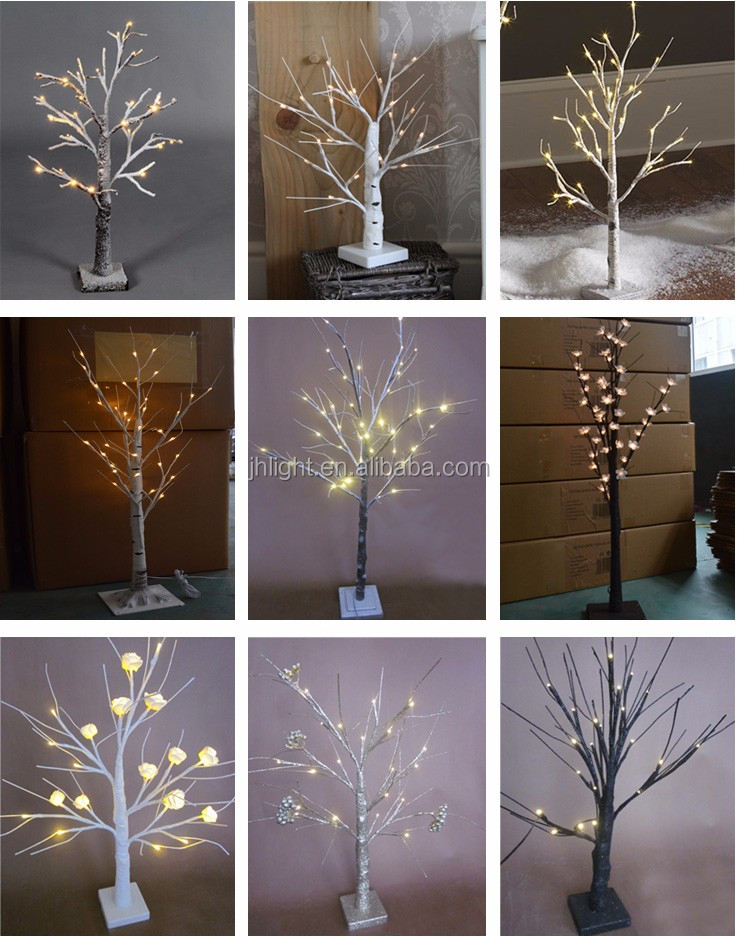 twig christmas tree with led lights, christmas tree twig lights, twig tree lights