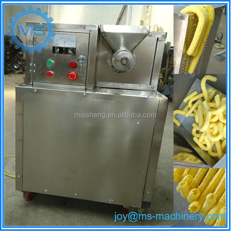 Factory Supply Pop Corn Snack Machine/corn Puff Making Machine/pop ...