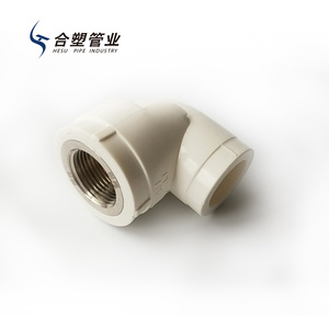 China Manufacturer PPR Fttings Sizes Male Elbow for Water Supply System