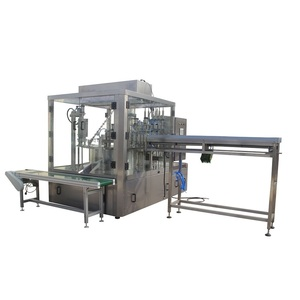 JOYGOAL Doypack filling and sealing machine for milk juice or other liquid
