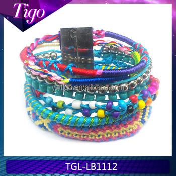 Chic Brazilian Style Hippie Bracelet Friendship
