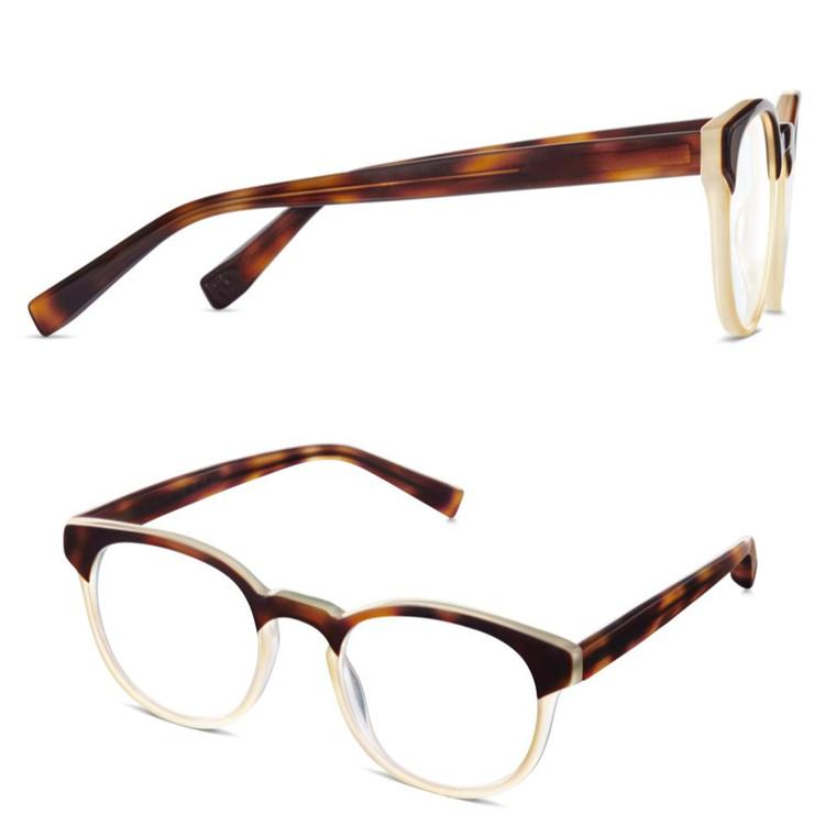 Elegante Gafas Marcos De Anteojos Vintage Nuevo Producto De Gafas De ...
