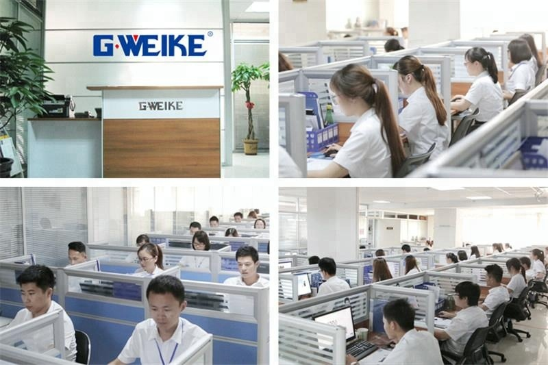 Hot sale G-weike router cnc engraving machine cutting for acrylic wood with 600*900mm working area