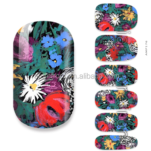 New Nail Protector Polish Sticker 100% Nail Polish Strips