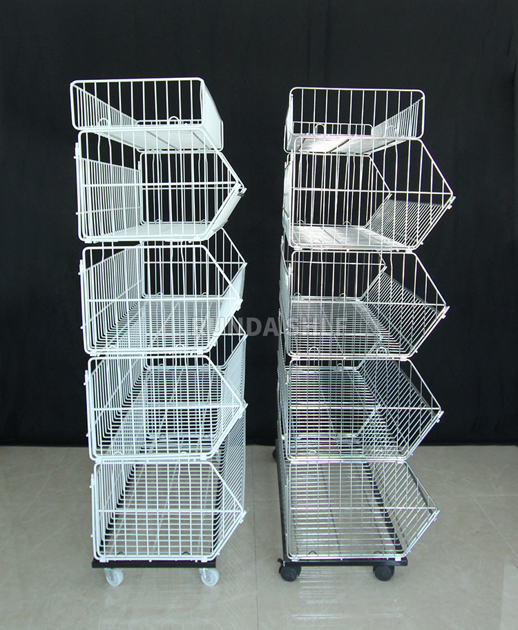 WMS-01 case pastry shelf cigarette display stand metal flower pot rack