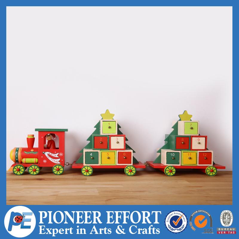 Advent Calendar Train Wooden Christmas Calendar Buy Advent Calendar Trainwooden Christmas Calendarchristmas Calendar Product On Alibabacom