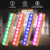 Portable Bright 6 LED Wireless Motion Sensing Closet Light Cabinet LED Night Light/Step Light/Stairs Light 3M Magnetic Strip